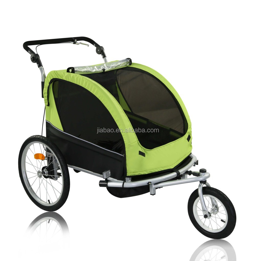 products for 2 year baby kids bicycle trailer, china baby stroller manufacturer
