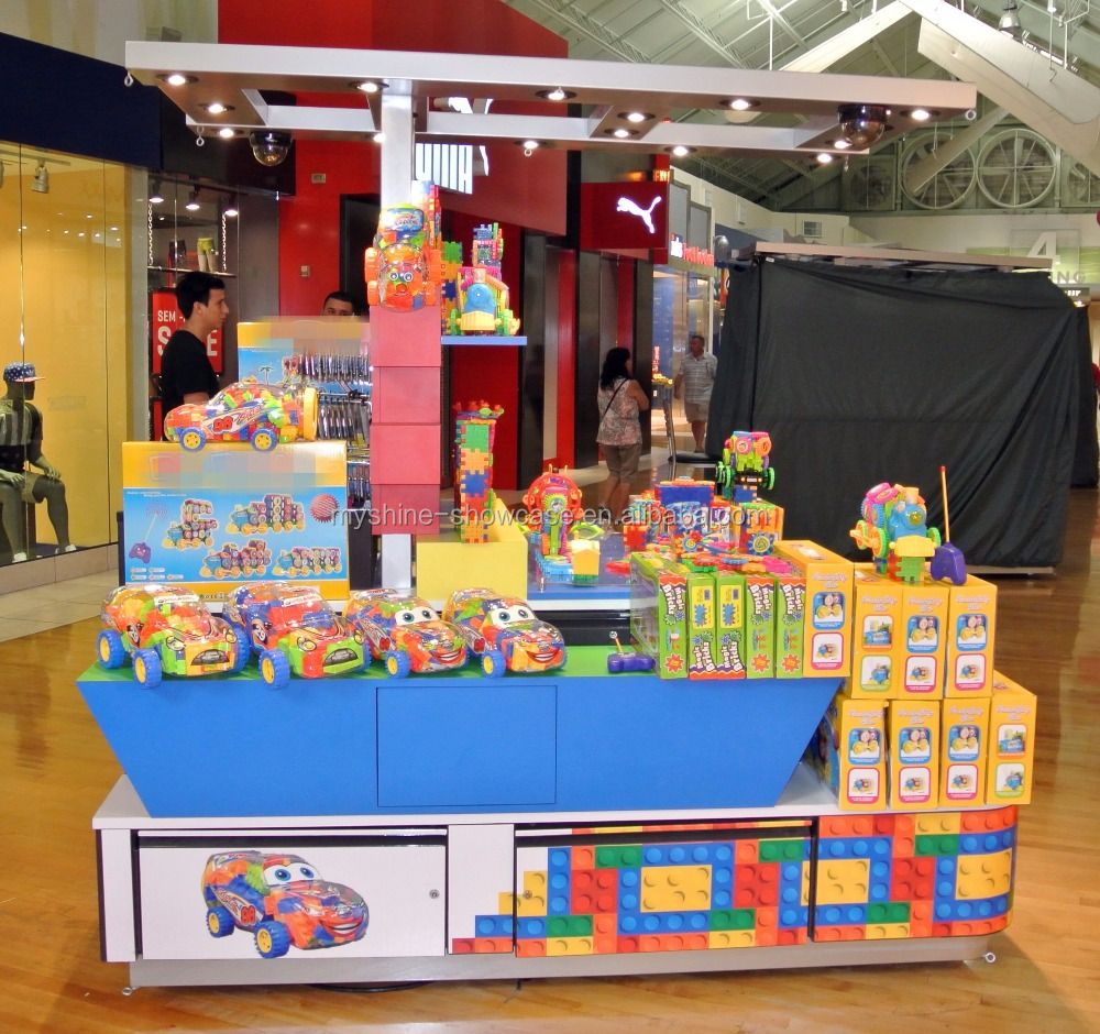 factory price retail kids toy shop RMU for sale