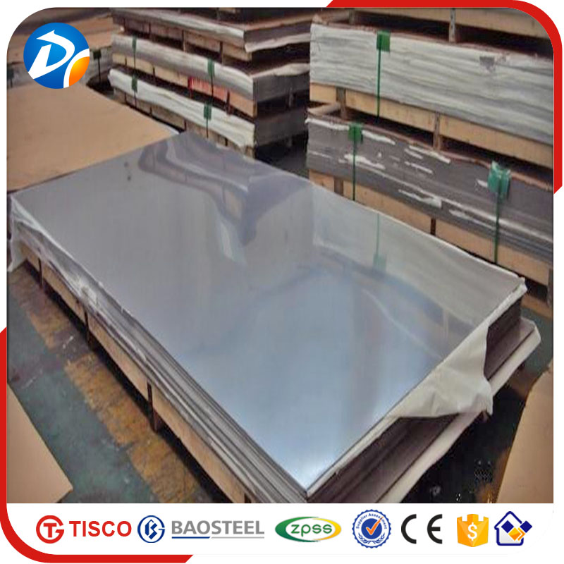 AISI 304 310 316 321 2B Finish stainless steel 4 x 8 metal sheet