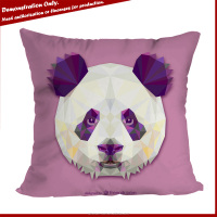 factory custom cute pillow case and custom cushion covers