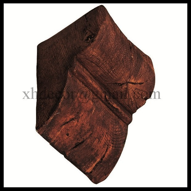 #KU-0001L/A guangzhou manufacturer polyurethane lowes light weight ceiling decorative faux wood polyurethane beam