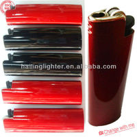 new cigarette plastic flint lighters cheap butane gas disposable lighter