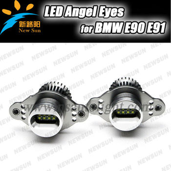 High Power Super Bright 20w Led Marker Angel Eyes For Bmw E90 E91 ...