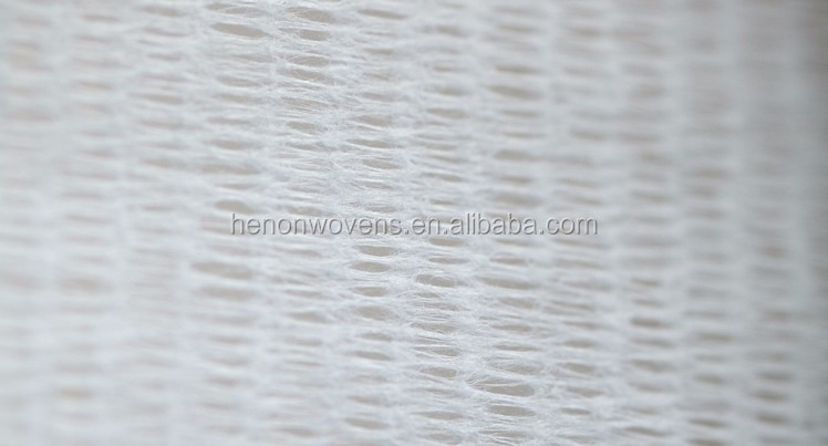Natural Soybean Fiber Spunlace Nonwoven for Mask