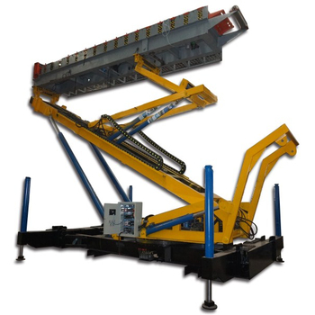 KXD New production 16/18/21m high-altitude pressure tile lift trucks for roll forming machine  High Altitude Lifting