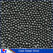 cast steel shot S330 china metal abrasive Remove oxide rust removal and cleaning