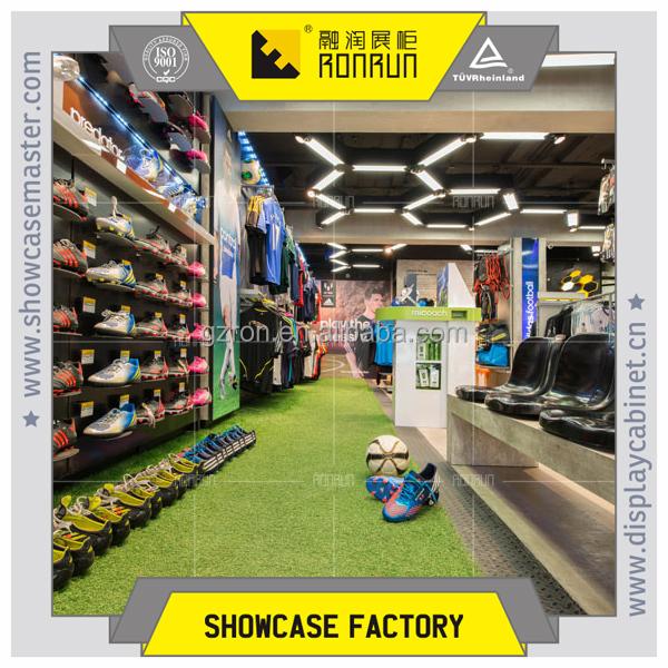 Sports Shoes Showroom Design Interior Decoration,Sports Shop ...