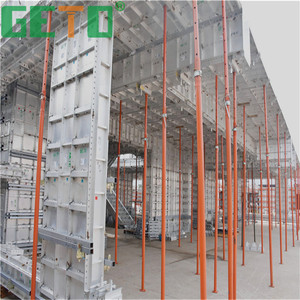 Factory direct sale Aluminum Profile Prices In China by manual welding