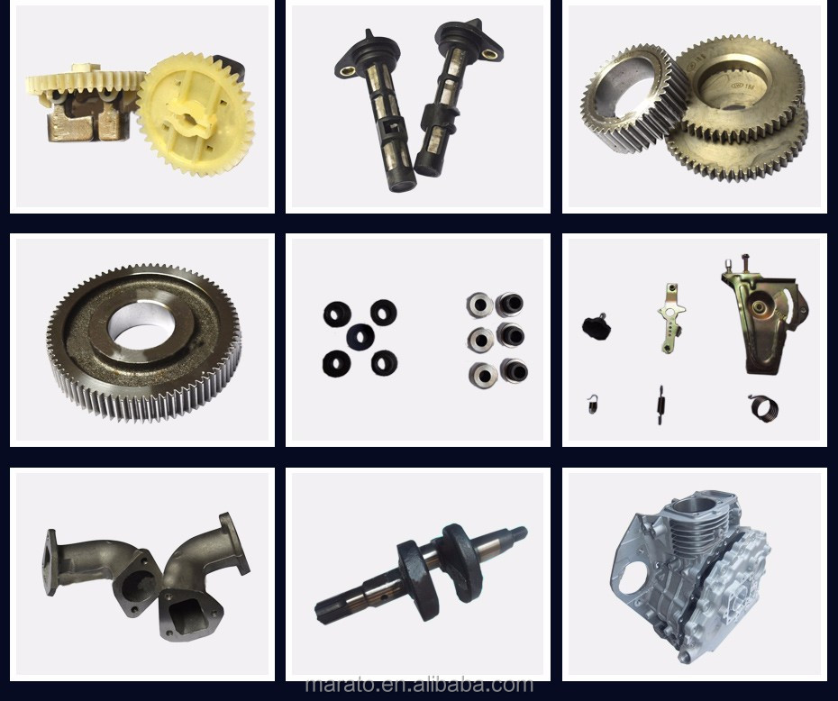 170f 178f 186f Diesel Engine Parts Names - Buy Engine Parts Names ...