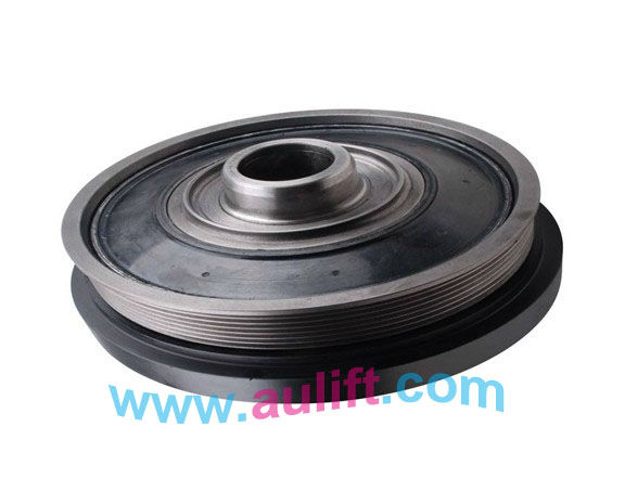 Crankshaft Pulley , OEM : LHG100580 , for Land Rover