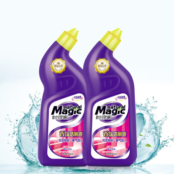 600g*2 natural magic best chemical formula toilet bowl liquid cleaning detergents <strong>cleaner</strong>