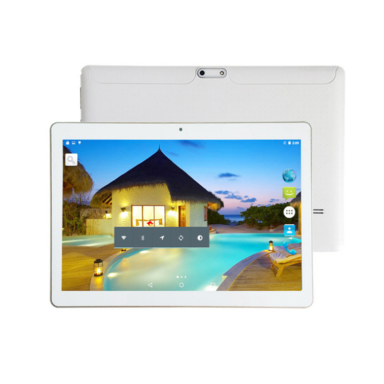 Cina Shenzhen OEM compresse a buon mercato 10 pollici quad core android7.0 MTK 6580 super intelligente tablet pad