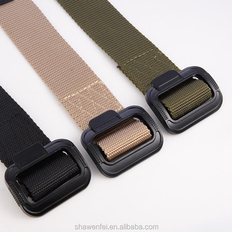 Nylon Braided Belt