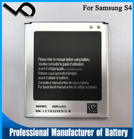 For Samsung Galaxy S4 gt-i9500 cell phone battery B600BC replacement battery 2600mAh