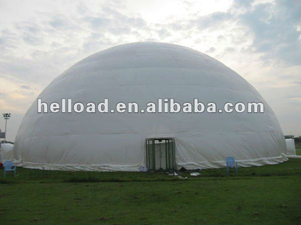 Outdoor Marquee Exhibition Hall Inflatable Massive Tent large stand