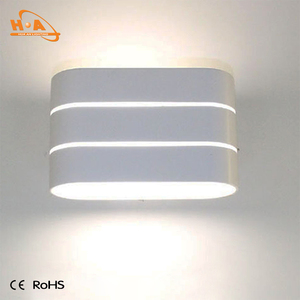 Modern interior indoor bedroom led wall lamp