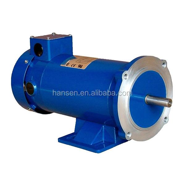 Motor generador eléctrico 12v
