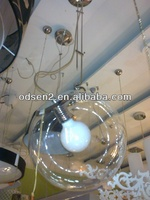 factory wholesale price hand blown glass lamp shades