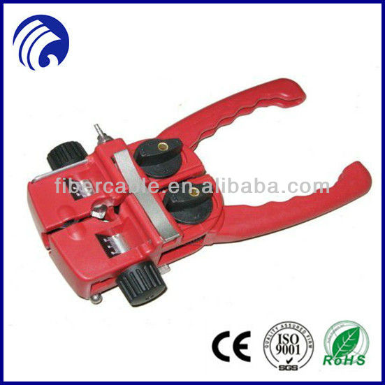 Hot sales Across and lengthwise Cable Cutting Tools Cable Stripper Fiber Optic Cable sheath Cutter TTC10A