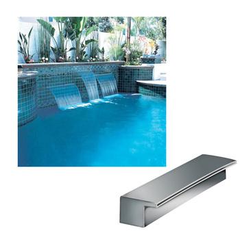 Stainless Steel Swimming Pool Waterfall Spa Jet Pool Air Shower Nozzles -  Buy Air Shower Nozzles,Swimming Pool Fountain Nozzles,Hydro Spa Pool  Product ...