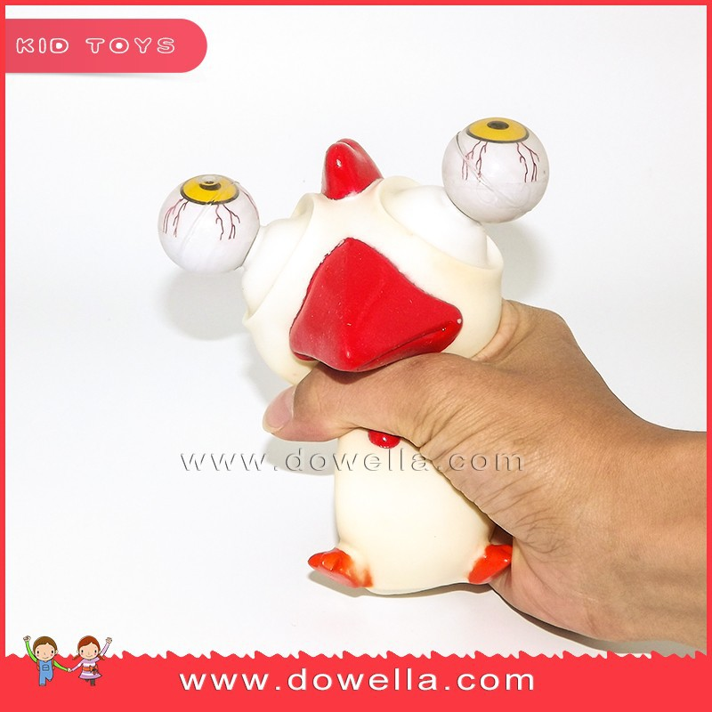 nice customized pop up plastic toy for kids with EN71 test