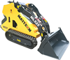 THE MATTSON ML525 .CRAWLER AND WHEEL LOADER WITY ATTACHMENT A GREAT PACKAGE FOR THE JOBS YOU DO MOST OFTEN.