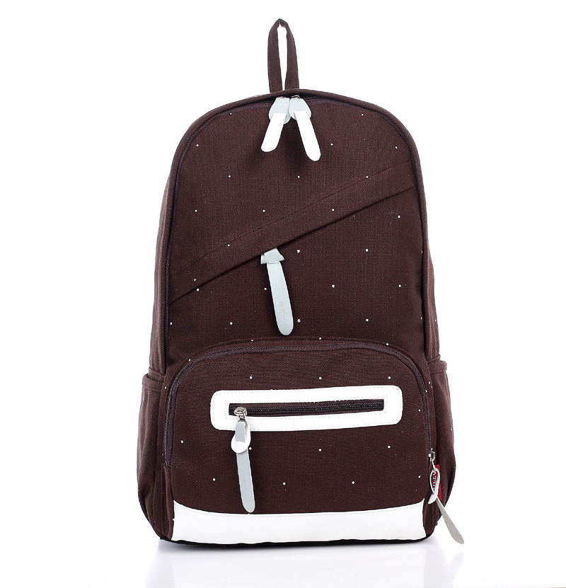 fda5e0cd09 Get Quotations · designer brief fashionable casual canvas school backpacks  for girls backpack cute women cheap backpacks pretty bags