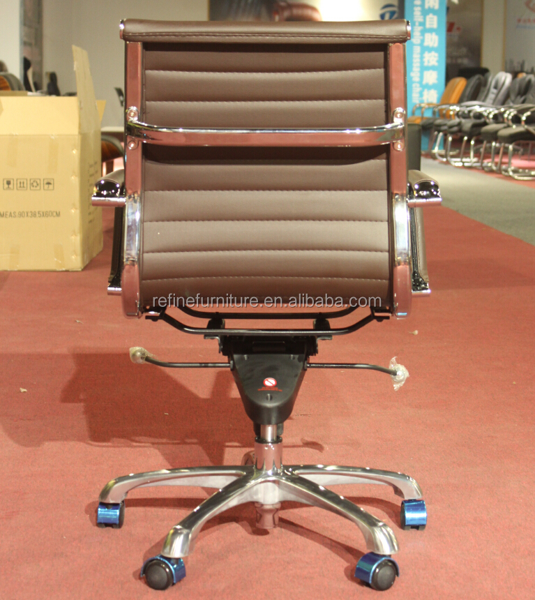 discount modern office leather conference chair with wheels rfs0761