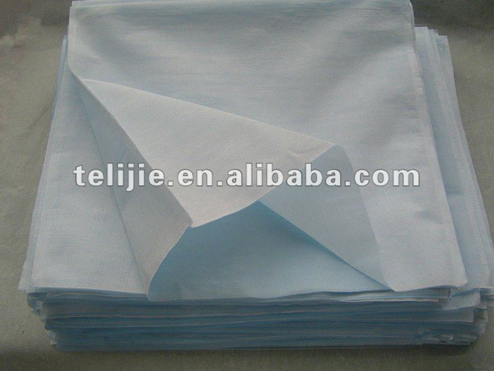 Car Or Airplane Disposable Paper Headrest Cover Buy Car