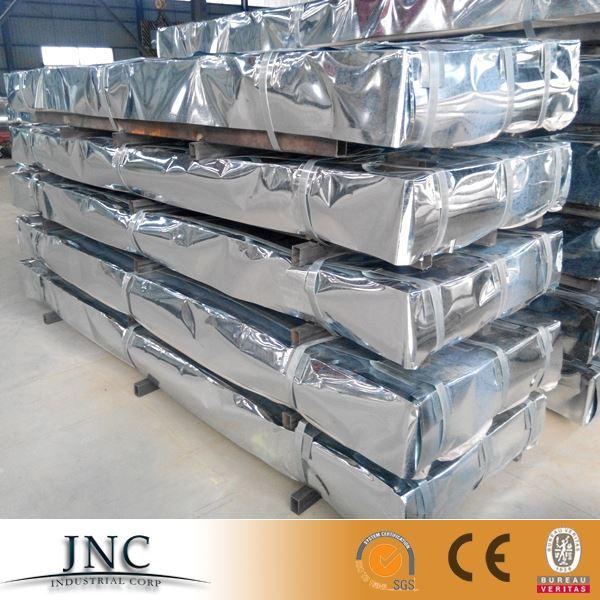 Materiales del techo baratas zinc precio hoja de techo - Precio chapa galvanizada ...