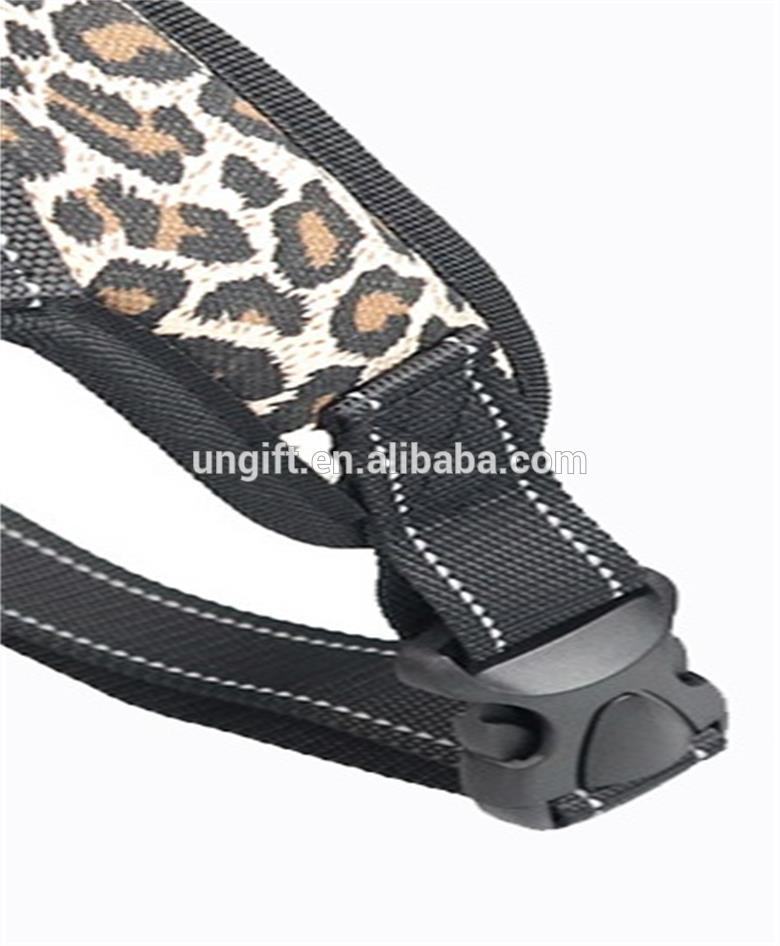 High Quality Dog Pet Products Vest Stainless Cup Anti-explosion Dogs Straps