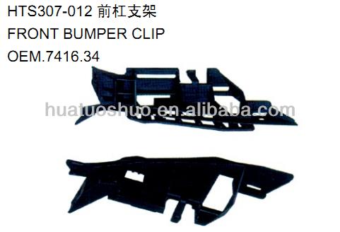 front bumper clip peugeot 307 t53 oem:7416.34 - buy peugeot bumper