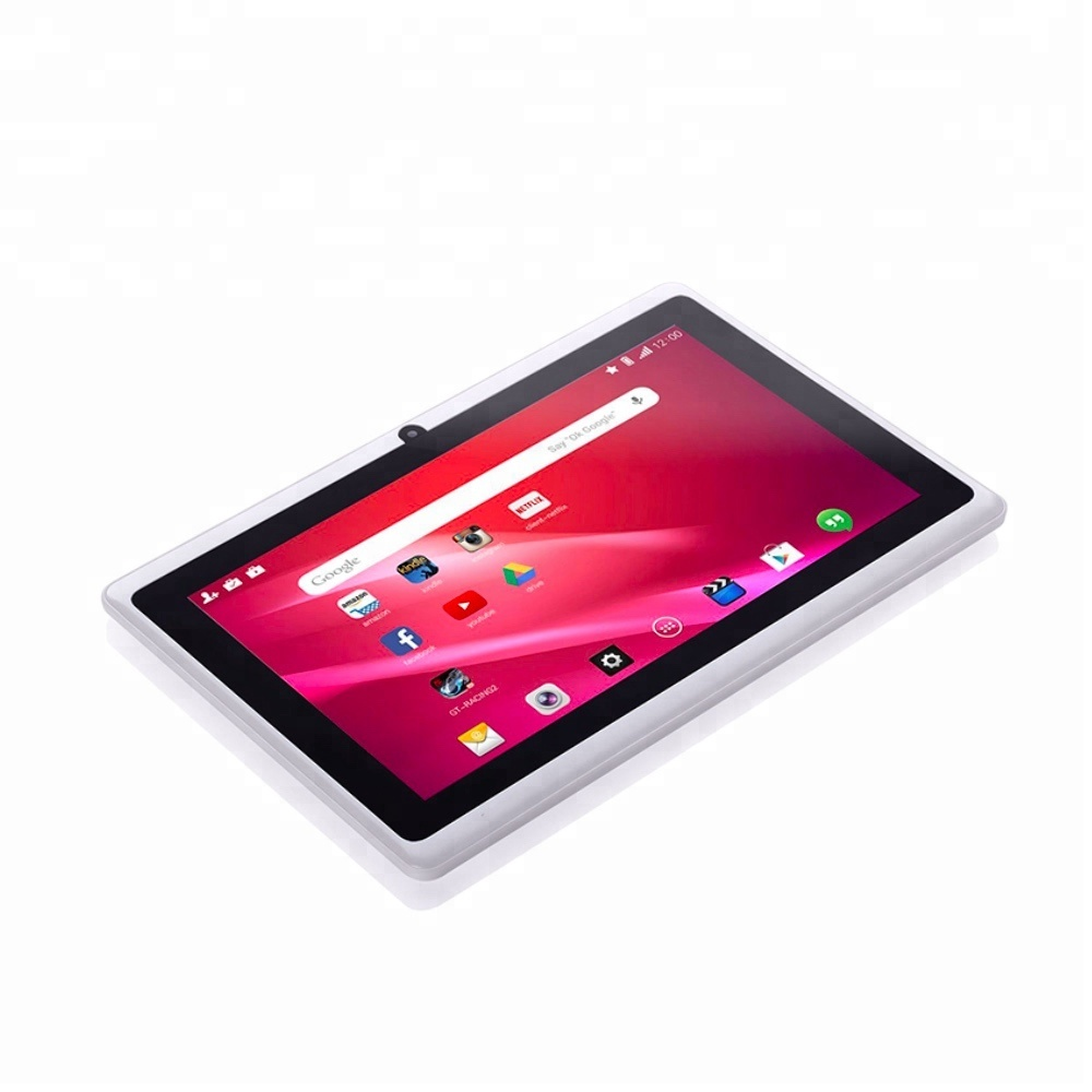 Best Seller 7 pollici Allwinner A33 Quad Core Q88 Android 4.4 tablet PC