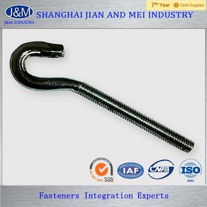 prices anchor bolt m16 b7 eye screw/hook bolt