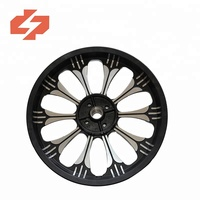 Motorcycle alloy wheel rims chrome motorcycle rims