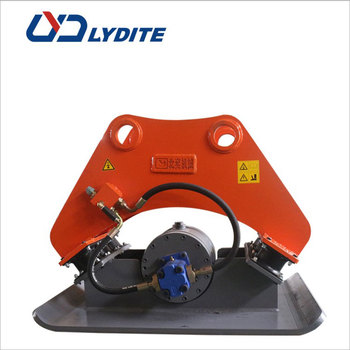LYD  excavator compactor attachment mini excavator compactor and excavator hydraulic plate compactor for sale