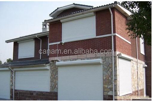 Security & Insulated roller shutter garage door garage door roller automatic with remote