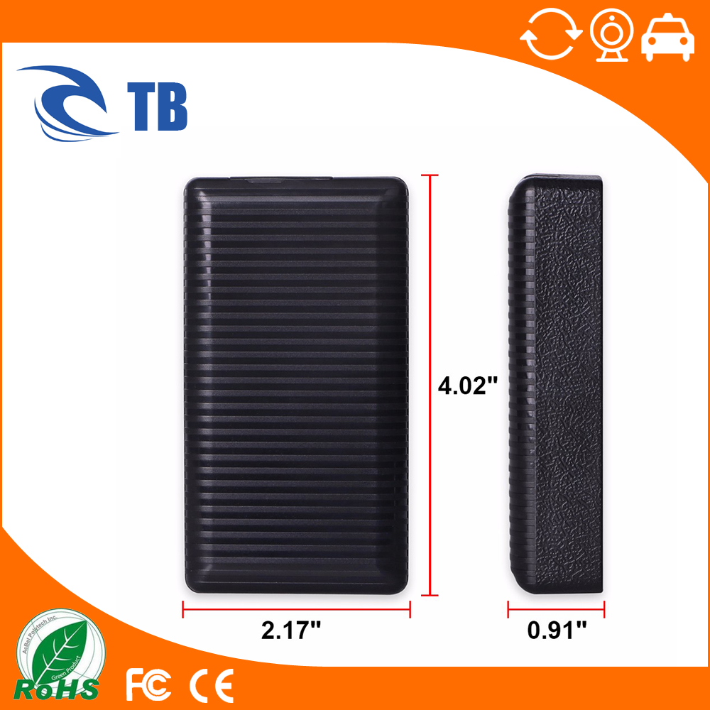 Car GPS Tracker 8000mAh,Standby Time 120 days,Alarm Real-time Positioning free android ios web apps platform
