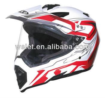 5300039f Full face helmet for motorcycle dirt Bike Helmet wlt-128 New style Black full  face