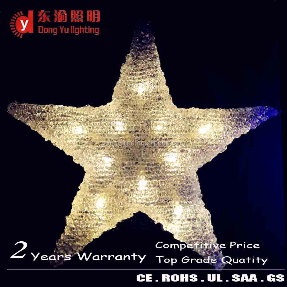 Kampuchea Decorative Home Decor 3d Light Stars Christmas Led Star ...