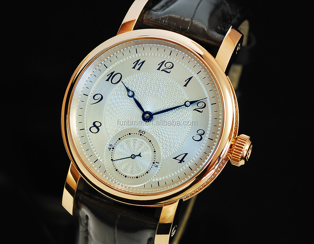 Classic Mens Automatic Watches ETA Movement Top Brand From China Factory