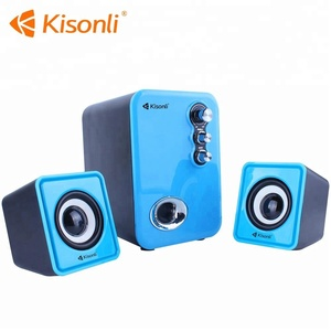 Mini Powered Subwoofer, 2.1 Speaker, Wireless Speaker Wireless
