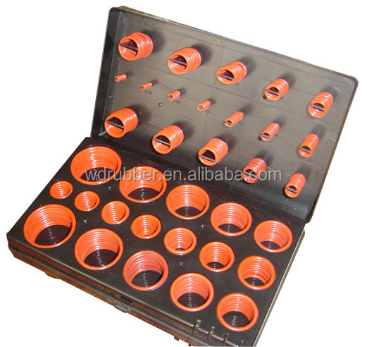 32 Sizes,407pcs Viton O Ring Box Kit. - Buy O Ring Box Kit,O Ring ...