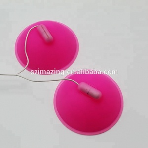 Electric Breast Enhancer Massager female Chest Vibrating Massager