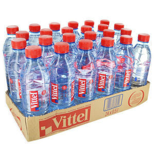Vittel French Mineral Water - Maximum Shelf Life