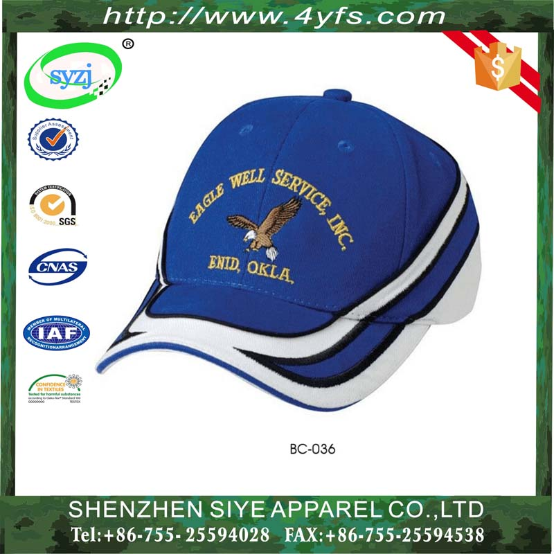 2016 100% Cotton Softtextile Custom Baseball Cap And Their Name Softtextile Promotion Cap