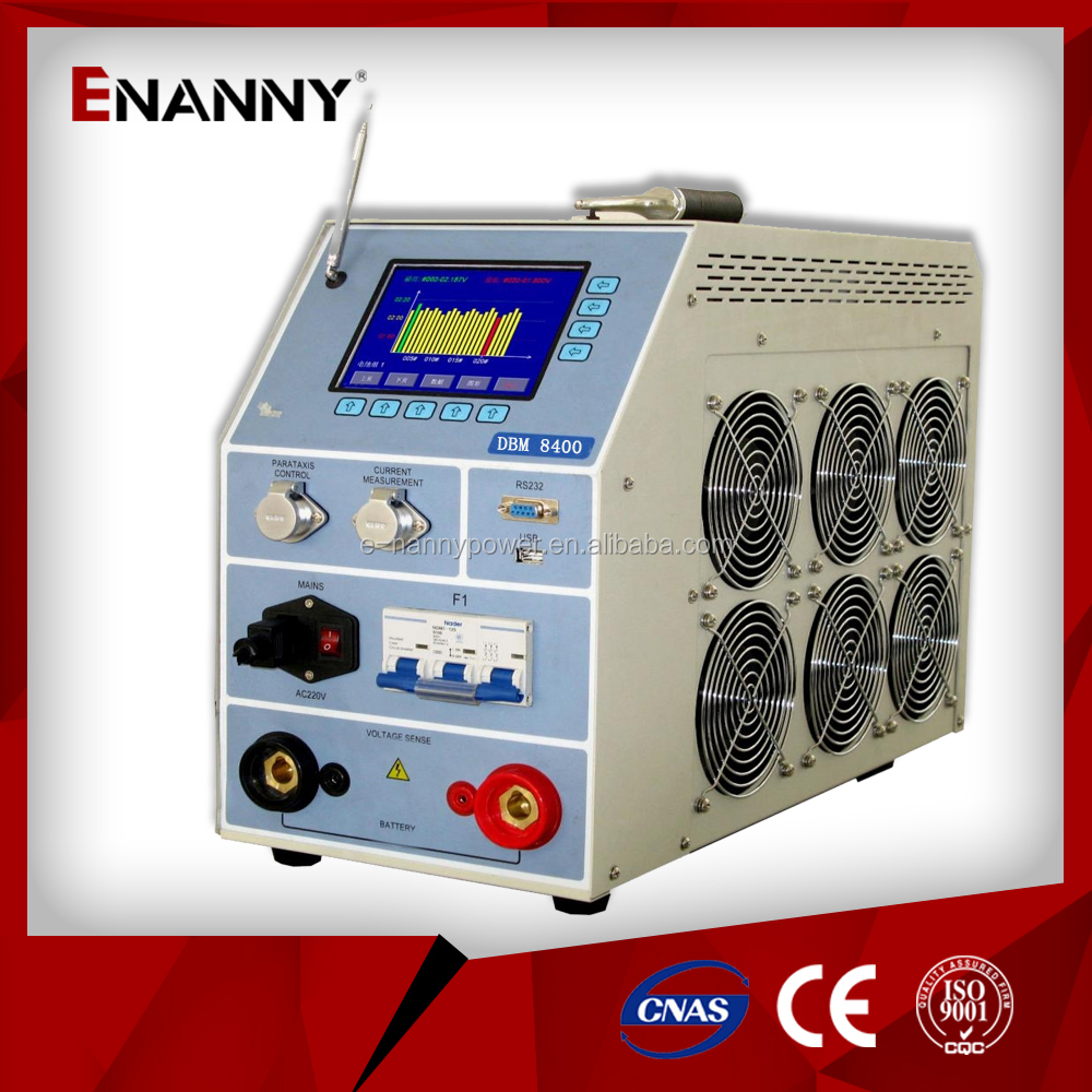 3kW Variable Resistive Load Bank, Battery Dummy Load DBM8400