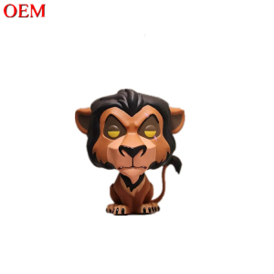 high quality lion king cartoon figure