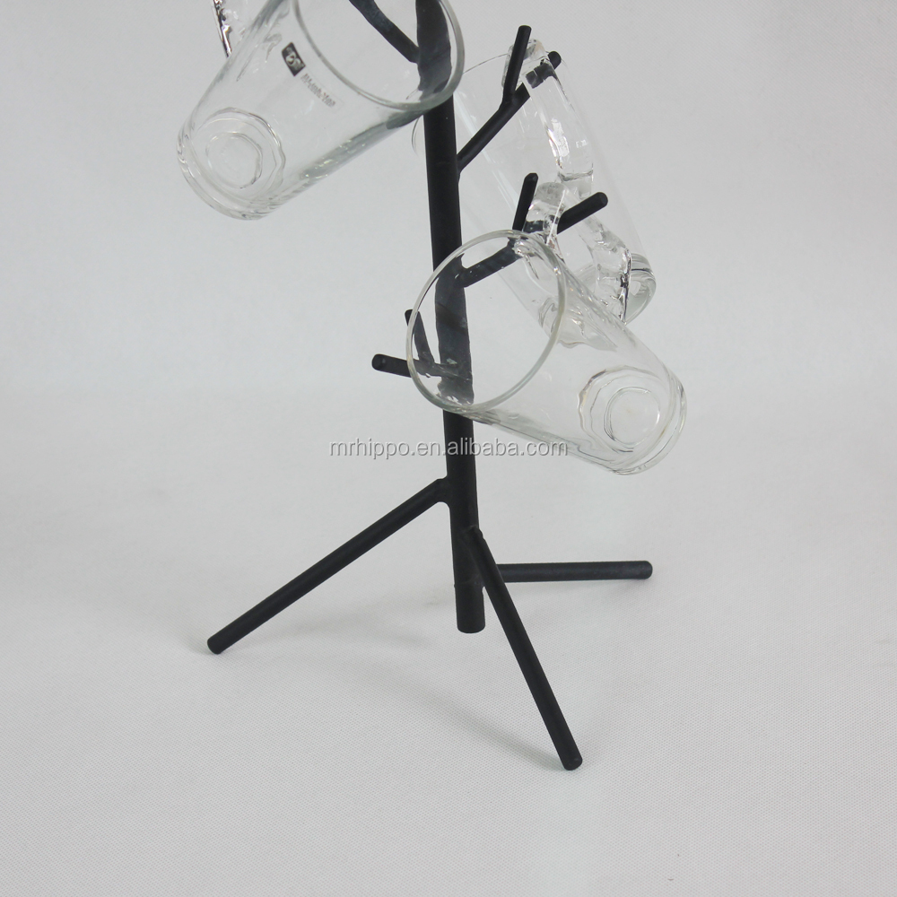 Coffee Mug Cup Holder Tree Rack Stand Organizer Hanger