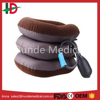 2016 fashion inflatable air neck brace
